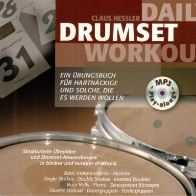 Daily Drumset Cover deutsch halb