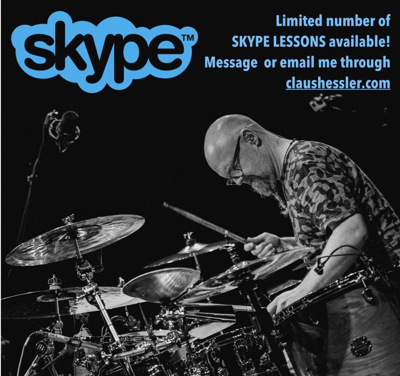 Skype Lesson Claus